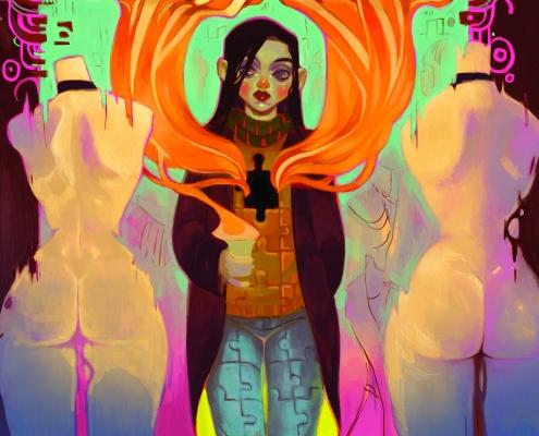 immagine di Arianna Vittoria Beffardi - Moosh illustrations